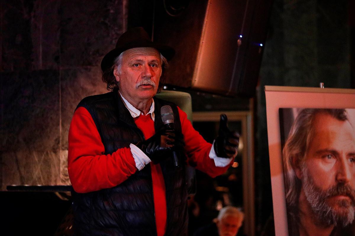 """Промоција на """"По дождот"""" од Раде Шербеџија"""