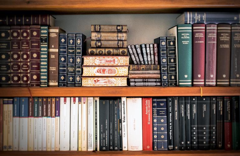Што кажува за вас начинот на уредување на библиотеката
