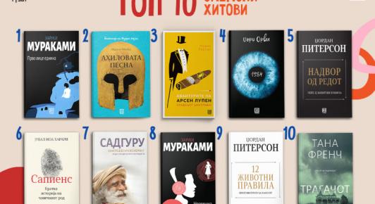 ТОП 10 САЕМСКИ ХИТОВИ